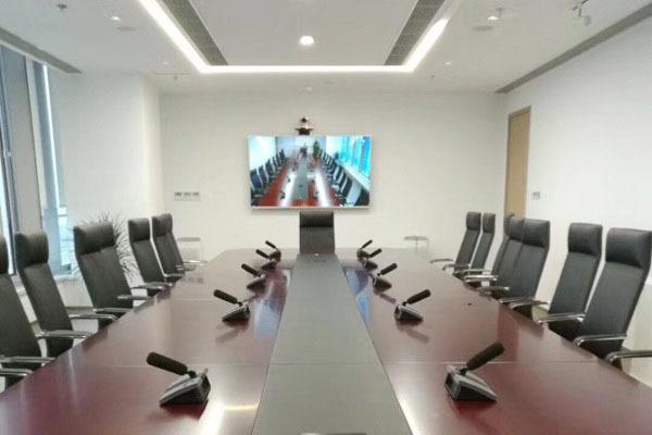 多功能廳會議擴聲系統,遠程視頻無紙化會議系統設計,智能會議室音響討論設備-帝琪DIQI
