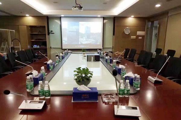 公司會議室智能討論表決方案,無紙化會議系統設計,智能會議室音響擴聲設備-帝琪DIQI