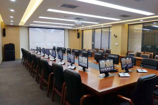 5中小型無紙化會議系統方案設計,智能會議室音響擴聲設備-帝琪DIQI