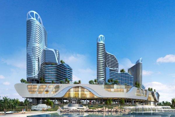 柬埔寨西哈努克西港酒店