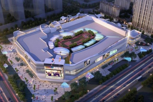 1安徽宿州吾悅廣場