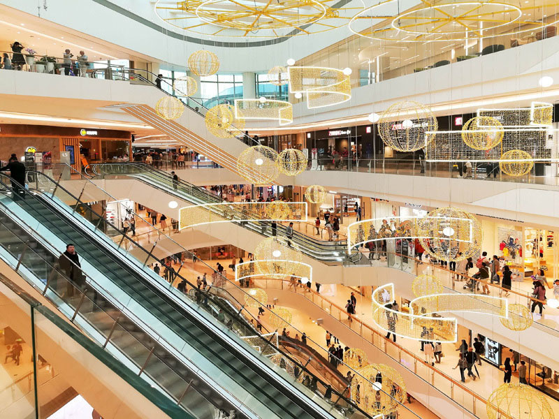 商場購物中心網絡智能化公共廣播背景音樂系統解決方案設計報價