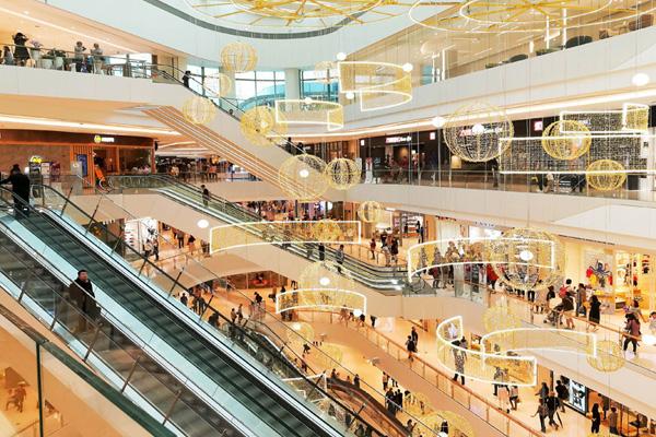 商场购物中心网络智能公共广播背景音乐系统方案