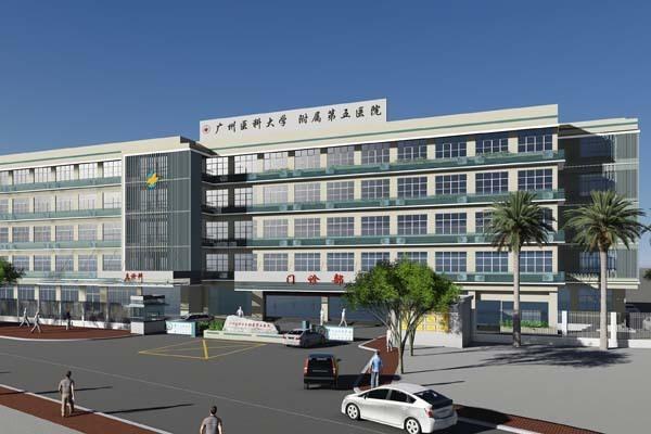大型醫院智能分區廣播系統方案設計