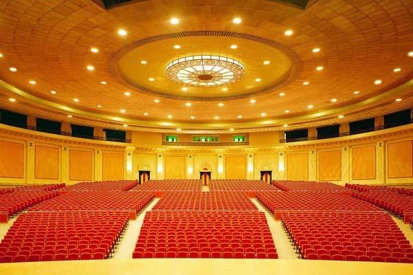 大小型劇院/劇場/禮堂音響系統設備設計方案