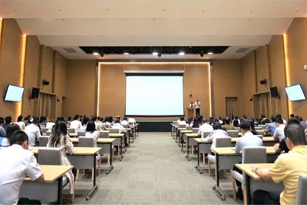 企業培訓會議室音響擴聲討論系統方案設計