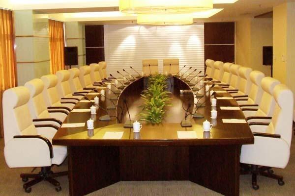 讨论型手拉手会议扩声系统方案,会议室音响设备