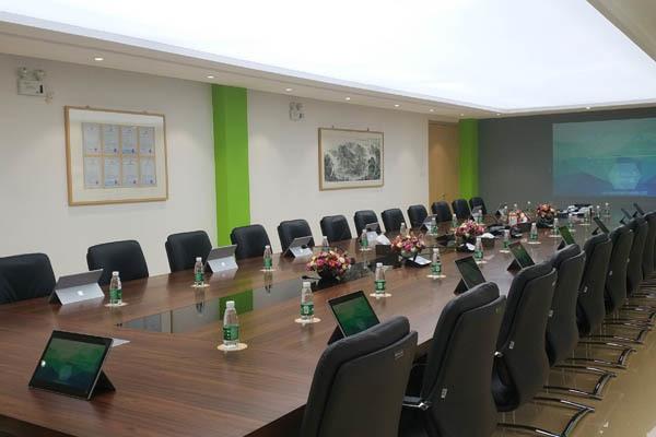 移動平板無紙化會議系統方案