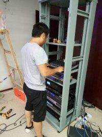 智能数字学校广播产品安装