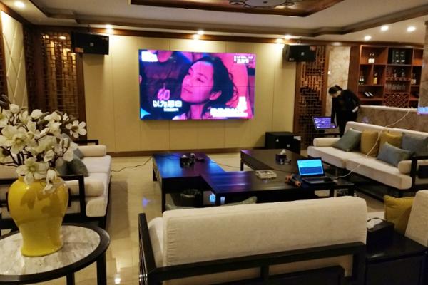 家庭影院卡拉OK/KTV音响系统解决方案