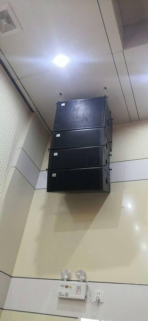 階梯教室音響擴聲設備