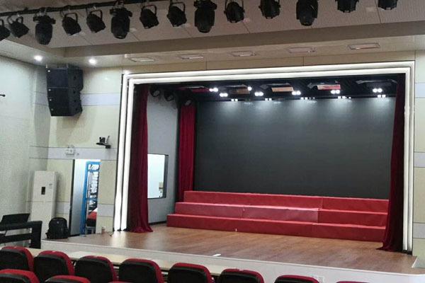 羅南中學藝術中心演出音響系統