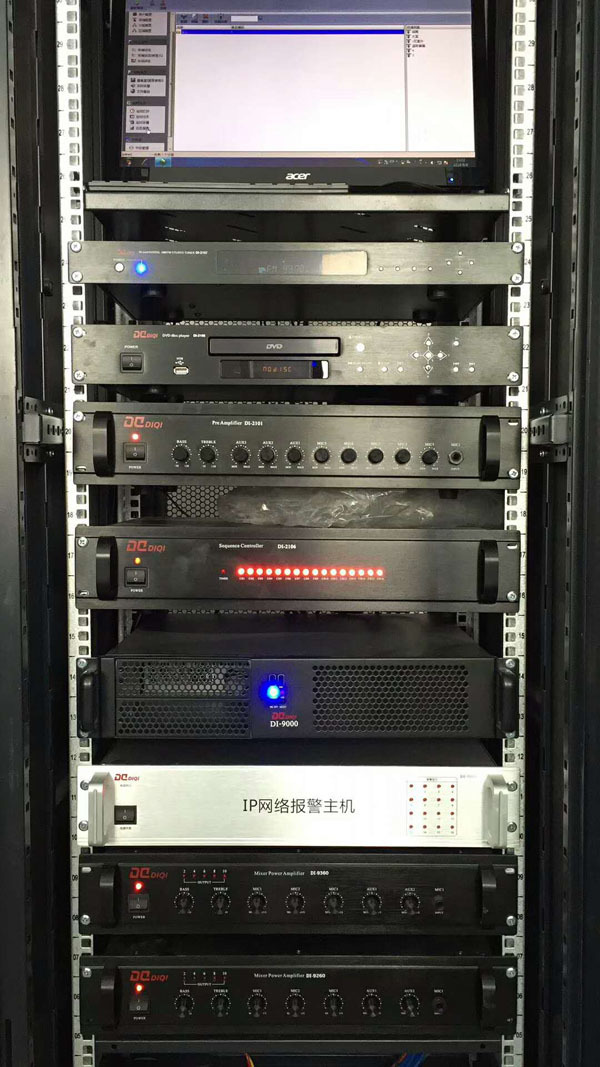 擴聲系統設備