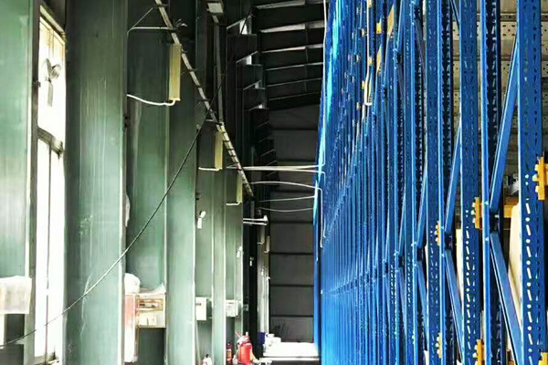 倉庫廣播系統
