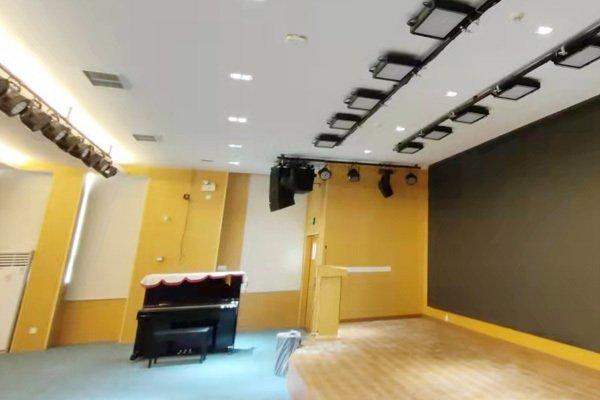 学校艺术演出中心音响系统
