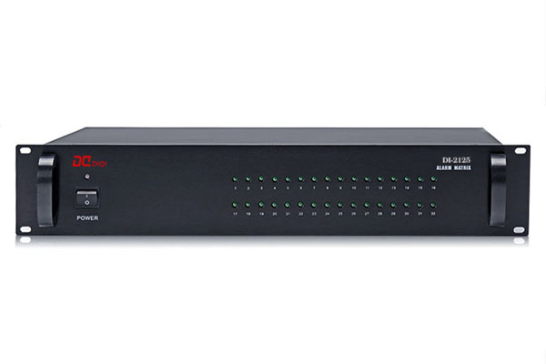 DI-2125 32路智能消防報警信號采集器,智能數字公共廣播系統設備-帝琪DIQI