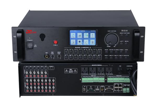 DI-2110智能中央控制器,智能数字公共广播系统设备-帝琪DIQI