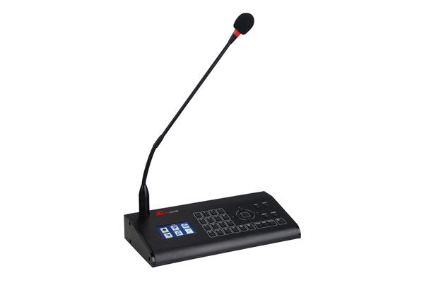 DI-2110R遠程尋呼話筒,智能數字公共廣播系統設備-帝琪DIQI