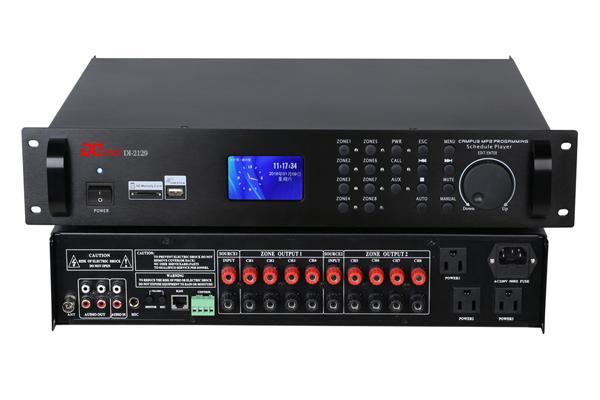 DI-2129數碼MP3編程播放器,智能數字公共廣播系統設備-帝琪DIQI