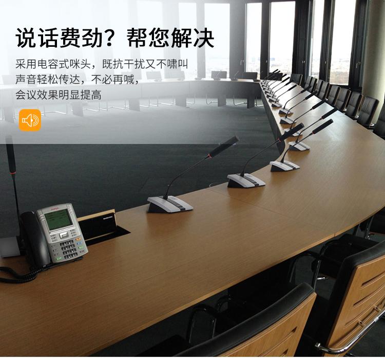 会议发言系统